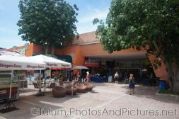 Haagen Dazs and King Kebab at Tulum Ruins shopping center.jpg