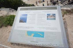 Historical viewpoint on top of Tulum Ruins beach.jpg