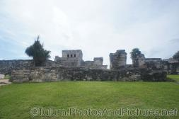 Perserved ruins at Tulum Ruins.jpg