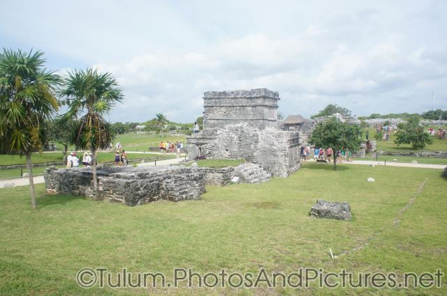 Two story tall ruin at Tulum Ruins.jpg